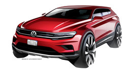 VW Tiguan Allspace: Το 7θέσιο Tiguan έρχεται αυτό το καλοκαίρι