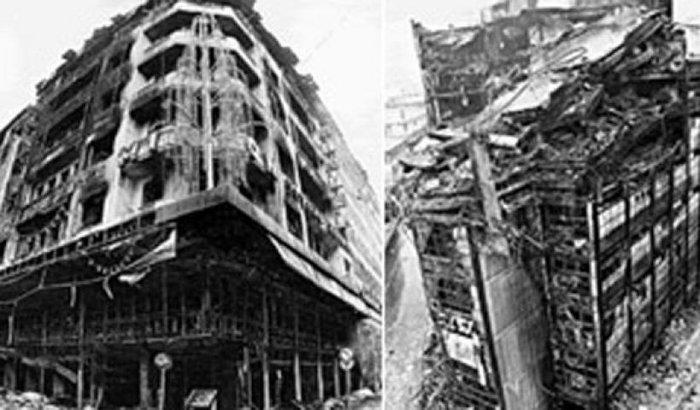Η νύχτα που κάηκαν το Μινιόν και ο Κατράντζος στην Αθήνα [φωτο] - εικόνα 4