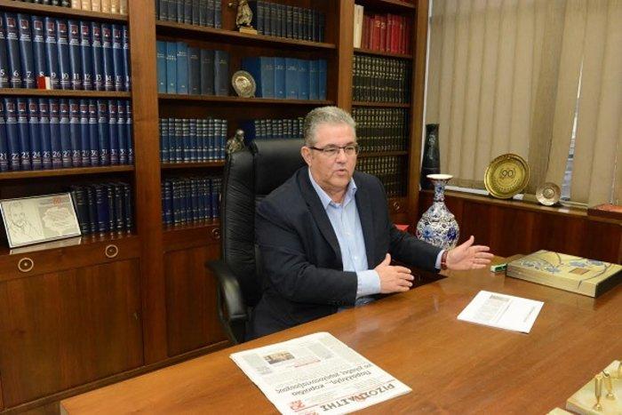 Κουτσούμπας στο TOC: Σε ειδική αποστολή κατά του λαού η κυβέρνηση ΣΥΡΙΖΑ