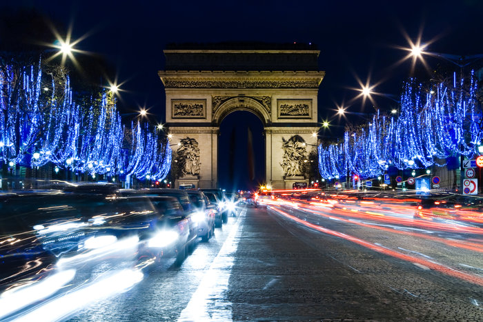 Champs-Élysées, Παρίσι