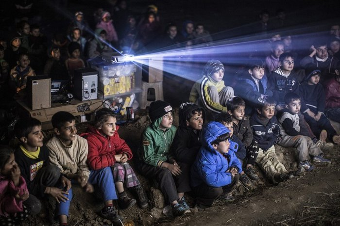 (EPA/Ali Nouraldin / laif / UNICEF Deutschland)