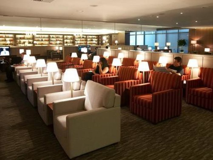 Lounges for Best airport lounge program