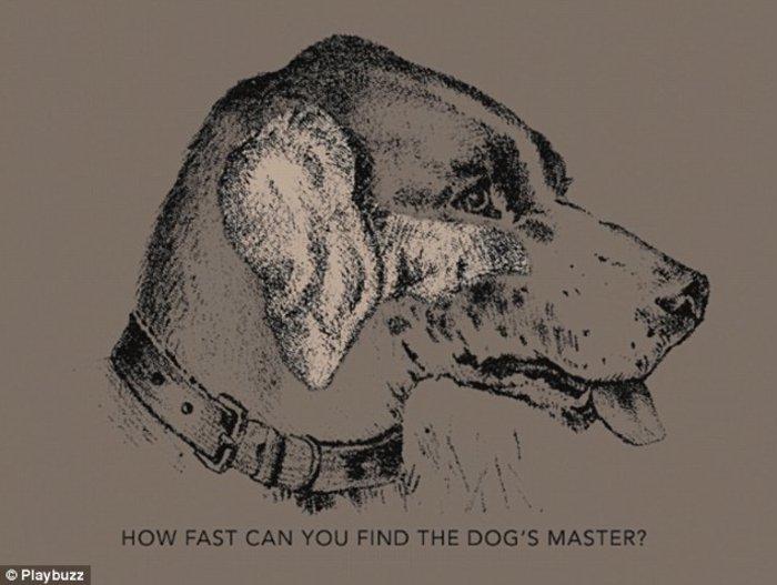 Πόσο γρήγορα μπορείτε να βρείτε το αφεντικό του σκύλου-το κουιζ που σαρώνει - εικόνα 2