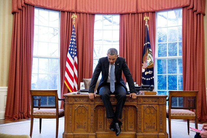 Πιτ Σόουζα για Ομπάμα:Ηταν τιμή να είμαι μάρτυρας της ιστορίας για 8 χρόνια