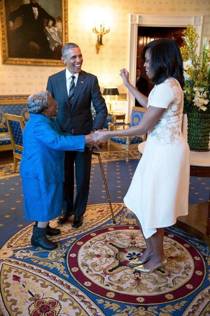 Πιτ Σόουζα για Ομπάμα:Ηταν τιμή να είμαι μάρτυρας της ιστορίας για 8 χρόνια - εικόνα 2