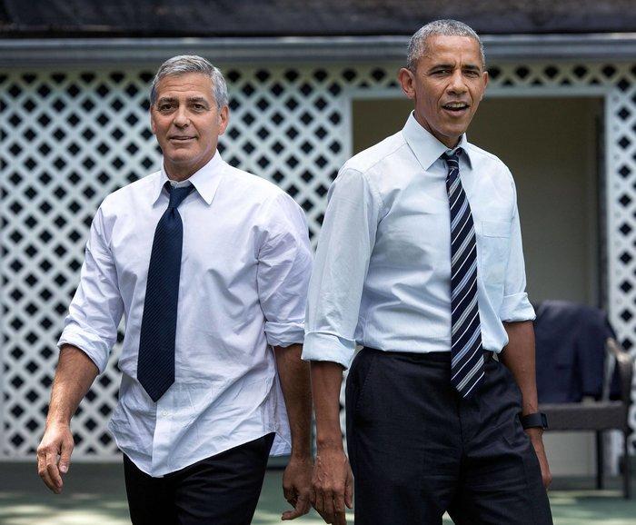 Πιτ Σόουζα για Ομπάμα:Ηταν τιμή να είμαι μάρτυρας της ιστορίας για 8 χρόνια - εικόνα 3