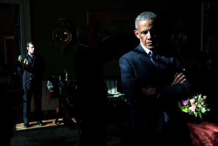 Πιτ Σόουζα για Ομπάμα:Ηταν τιμή να είμαι μάρτυρας της ιστορίας για 8 χρόνια - εικόνα 5