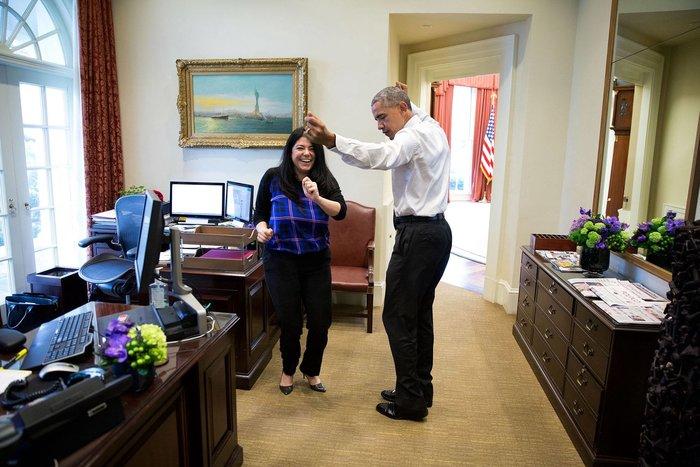 Πιτ Σόουζα για Ομπάμα:Ηταν τιμή να είμαι μάρτυρας της ιστορίας για 8 χρόνια - εικόνα 6