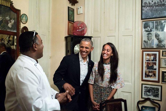 Πιτ Σόουζα για Ομπάμα:Ηταν τιμή να είμαι μάρτυρας της ιστορίας για 8 χρόνια - εικόνα 7
