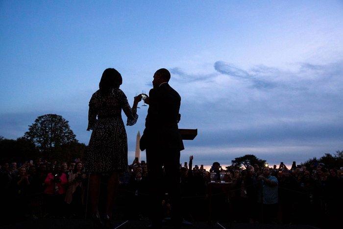 Πιτ Σόουζα για Ομπάμα:Ηταν τιμή να είμαι μάρτυρας της ιστορίας για 8 χρόνια - εικόνα 14