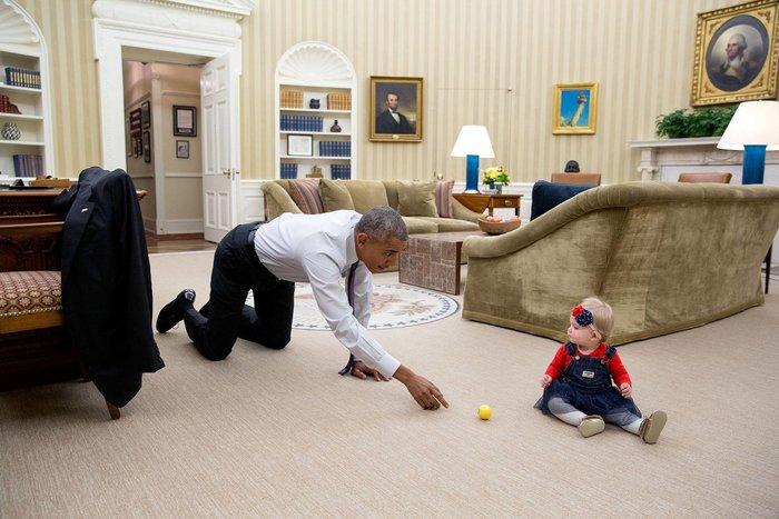 Πιτ Σόουζα για Ομπάμα:Ηταν τιμή να είμαι μάρτυρας της ιστορίας για 8 χρόνια - εικόνα 18