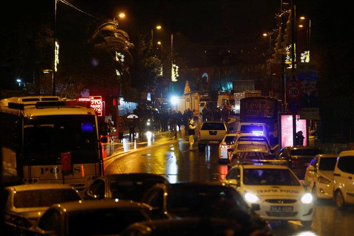 Μακελειό στην Κωνσταντινούπολη με 39 νεκρούς & 69 τραυματίες - εικόνα 5
