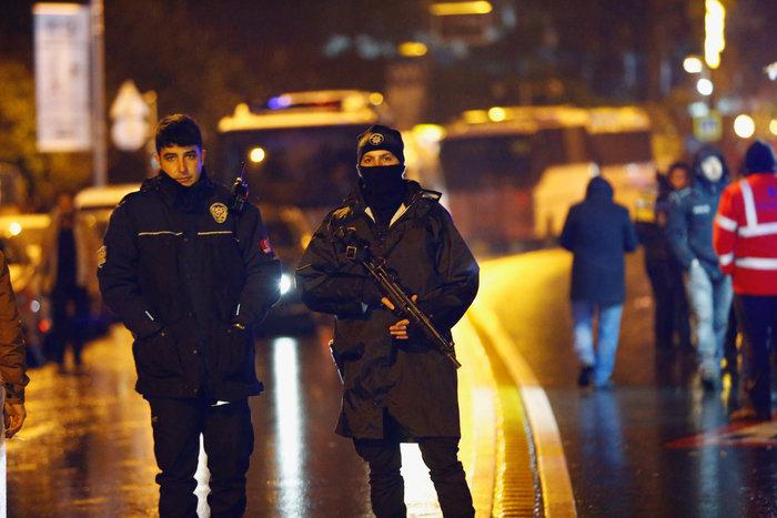 Μακελειό στην Κωνσταντινούπολη με 39 νεκρούς & 69 τραυματίες - εικόνα 8