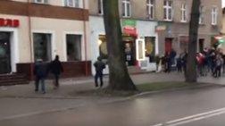 Επίθεση αντιποίνων σε εστιατόριο Αράβων στην Πολωνία