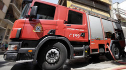 Περίεργη φωτιά σε αυτοκίνητο χρηματαποστολής στην Αττική Οδό