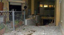 """""""Μήνυμα"""" ήταν η βόμβα στο σπίτι 69χρονου στα Άνω Λιόσια"""