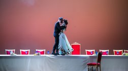 Άμλετ: Τελευταίες παραστάσεις στο Δημοτικό Θέατρο Πειραιά με νέες τιμές