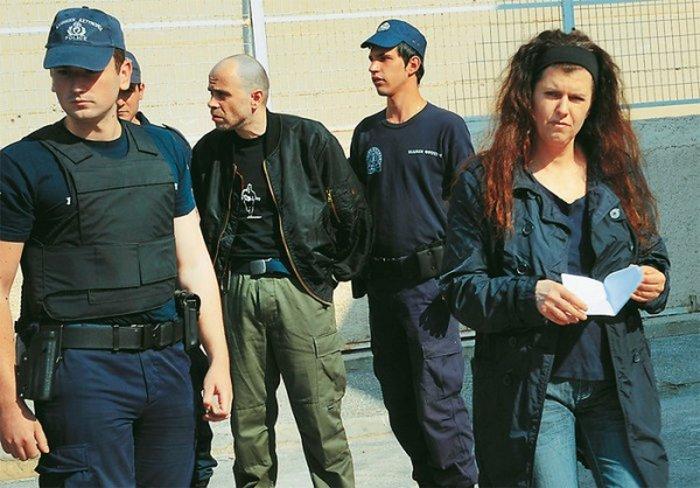 Πόλα Ρούπα: Aπό τις καταλήψεις του Πολυτεχνείου στον Επαναστατικό Αγώνα