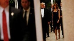 «Πόλεμος» στα social media για το Dolce&Cabbana φόρεμα της Μελάνια Τραμπ