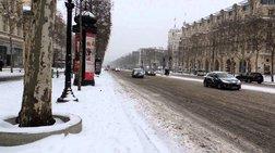 Γαλλία: Πέντε νεκροί σε δυστύχημα λόγω πάγου