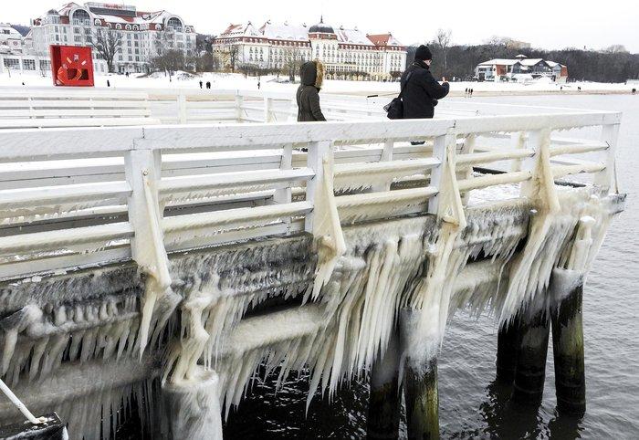 Συνθήκες ... Αρκτικής στα Βαλκάνια, τουλάχιστον 8 νεκροί