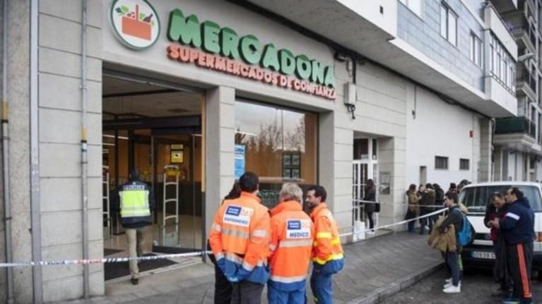 Αμόκ στην  Ισπανία: Απειλούσε να ανατινάξει σούπερ μάρκετ