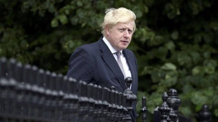 Κυπριακό: Η Βρετανία έστειλε τον Μπόρις Τζόνσον στη Γενεύη