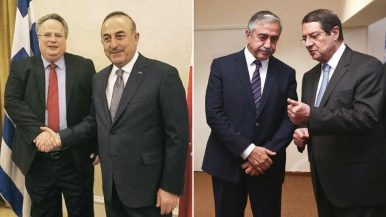 Η μεγάλη ώρα για το Κυπριακό σήμερα  στην πολυμερή της Γενεύης