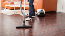 Δουλειές στο σπίτι: Ο καλύτερος τρόπος για να χάσετε θερμίδες!
