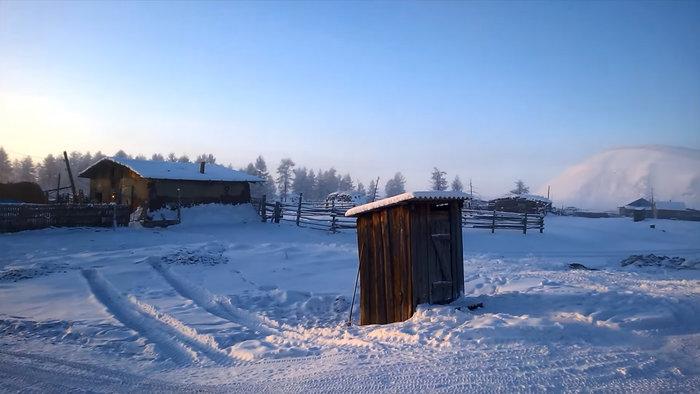 Το χωριό με την πιο χαμηλή θερμοκρασία στον κόσμο-Στους - 71,2 βαθμόυς - εικόνα 2