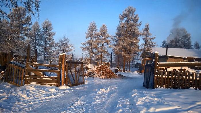Το χωριό με την πιο χαμηλή θερμοκρασία στον κόσμο-Στους - 71,2 βαθμόυς - εικόνα 3