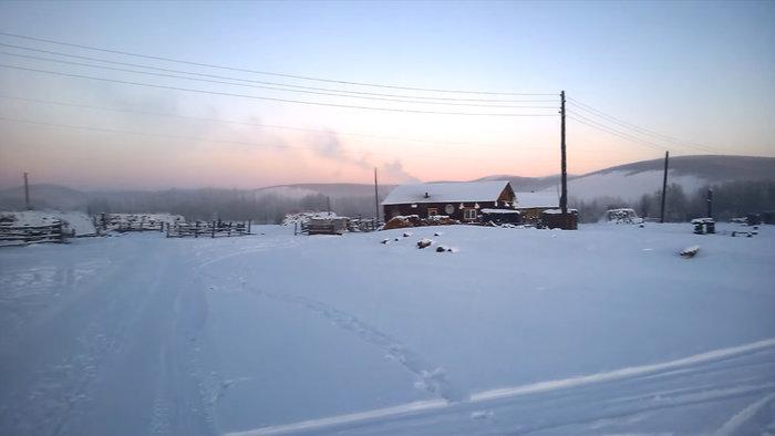 Το χωριό με την πιο χαμηλή θερμοκρασία στον κόσμο-Στους - 71,2 βαθμόυς - εικόνα 5