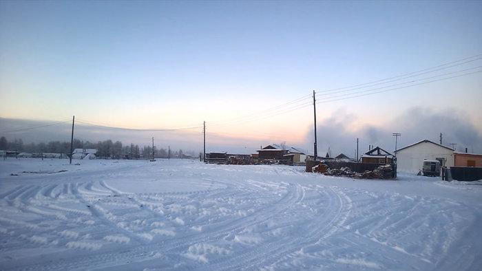 Το χωριό με την πιο χαμηλή θερμοκρασία στον κόσμο-Στους - 71,2 βαθμόυς - εικόνα 6