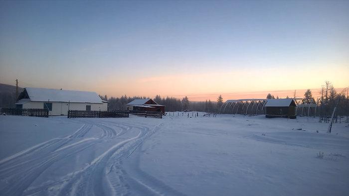 Το χωριό με την πιο χαμηλή θερμοκρασία στον κόσμο-Στους - 71,2 βαθμόυς - εικόνα 7