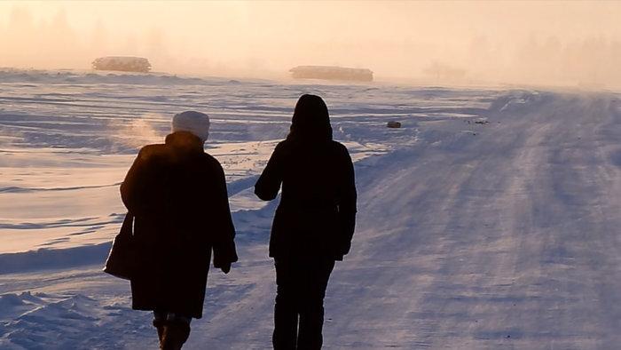 Το χωριό με την πιο χαμηλή θερμοκρασία στον κόσμο-Στους - 71,2 βαθμόυς - εικόνα 8