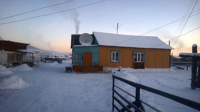 Το χωριό με την πιο χαμηλή θερμοκρασία στον κόσμο-Στους - 71,2 βαθμόυς - εικόνα 10