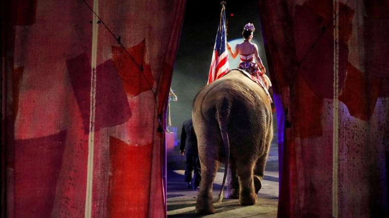 Το τσίρκο Barnum «πεθαίνει» αφού έχασε τους ελέφαντές του