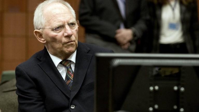 Σόιμπλε: Θα συνιστούσα στην Αθήνα να μη διώξει το ΔΝΤ