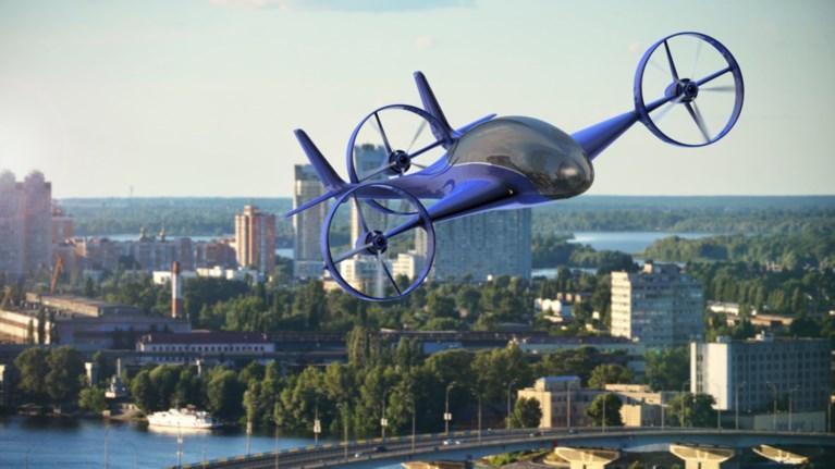 Η Aibus έχει βάλει στα σκαριά την δημιουργία ιπτάμενου ΙΧ