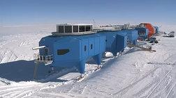 Κλείνει βρετανική βάση στην Ανταρκτική λόγω ρωγμής στον πάγο