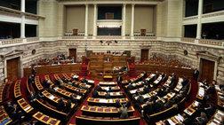 Live η μάχη των πολιτικών αρχηγών στη Βουλή