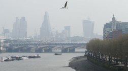 Συναγερμός για την ατμοσφαιρική ρύπανση στο Λονδίνο