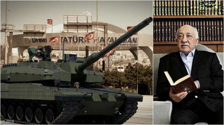 Έκθεση των μυστικών υπηρεσιών για το πραξικόπημα στην Τουρκία