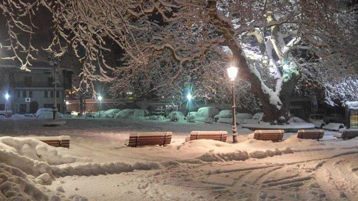 Νέο κύμα κακοκαιρίας με χιόνια σε Ηπειρο και Μακεδονία