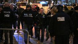 Νύχτα και υπό δρακόντεια μέτρα ασφαλείας ο Ελ Τσάπο στη Νέα Υόρκη
