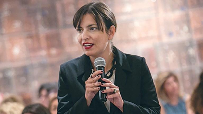Η Ράνια Αικατερινάρη CEO στο υπερταμείο αποκρατικοποιήσεων
