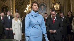 Το ντύσιμο της Μελάνια Τραμπ που απογείωσε τις μετοχές του Ralph Lauren