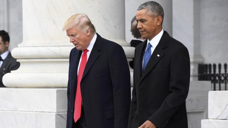 Ο Τραμπ βρήκε «θαυμάσια» την επιστολή που του άφησε ο Ομπάμα