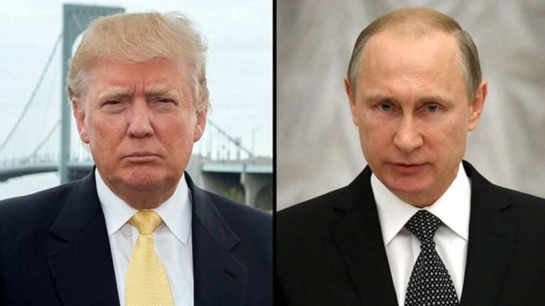 Πούτιν & Τραμπ έχουν κοινούς στόχους λέει ο Σεργκέι Λαβρόφ