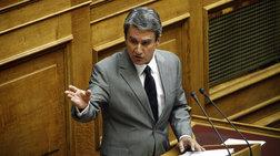 Καταγγελία Λοβέρδου για «τροποποίηση» του πορίσματος για τα δάνεια των ΜΜΕ